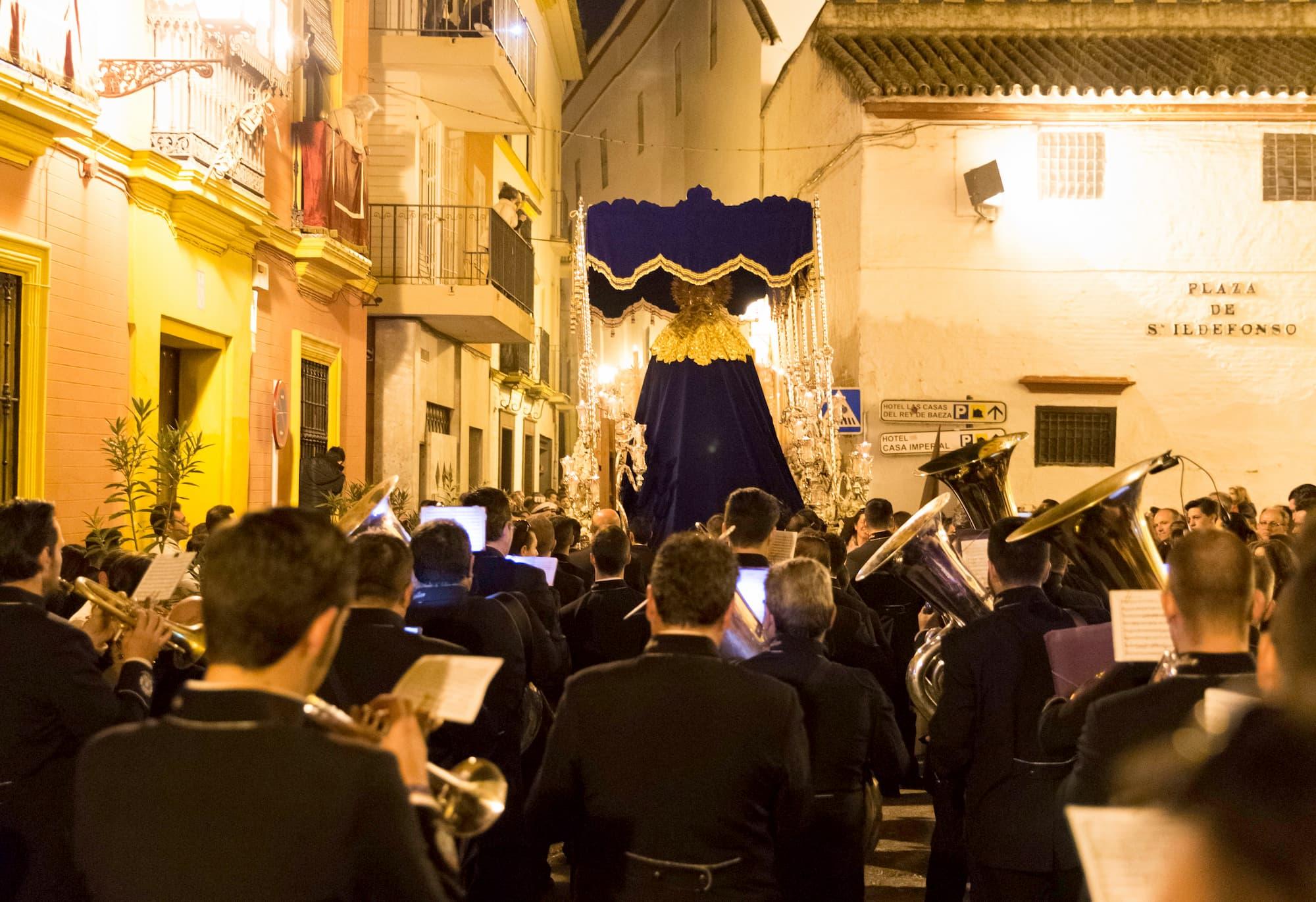 El patrimonio musical de la Hermanda del Carmen de Sevilla