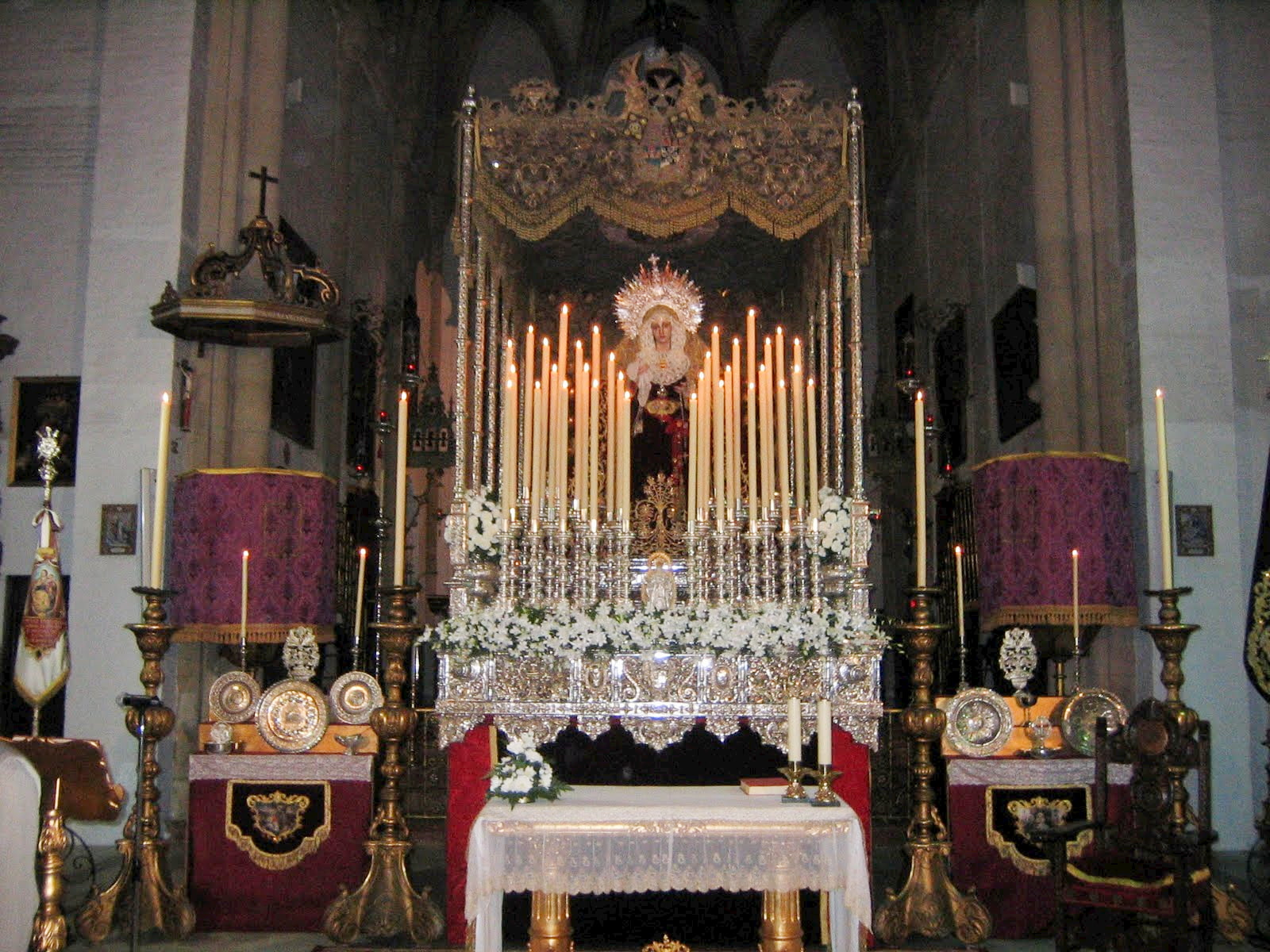 Imposición corona 2006