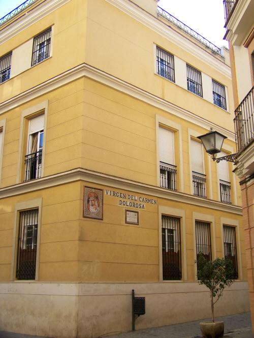 Calle Virgen del Carmen Dolorosa