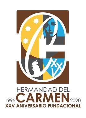 logotipo xxv aniversario obra David Payan