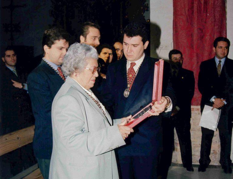 María del Carmen Borrego Sánchez