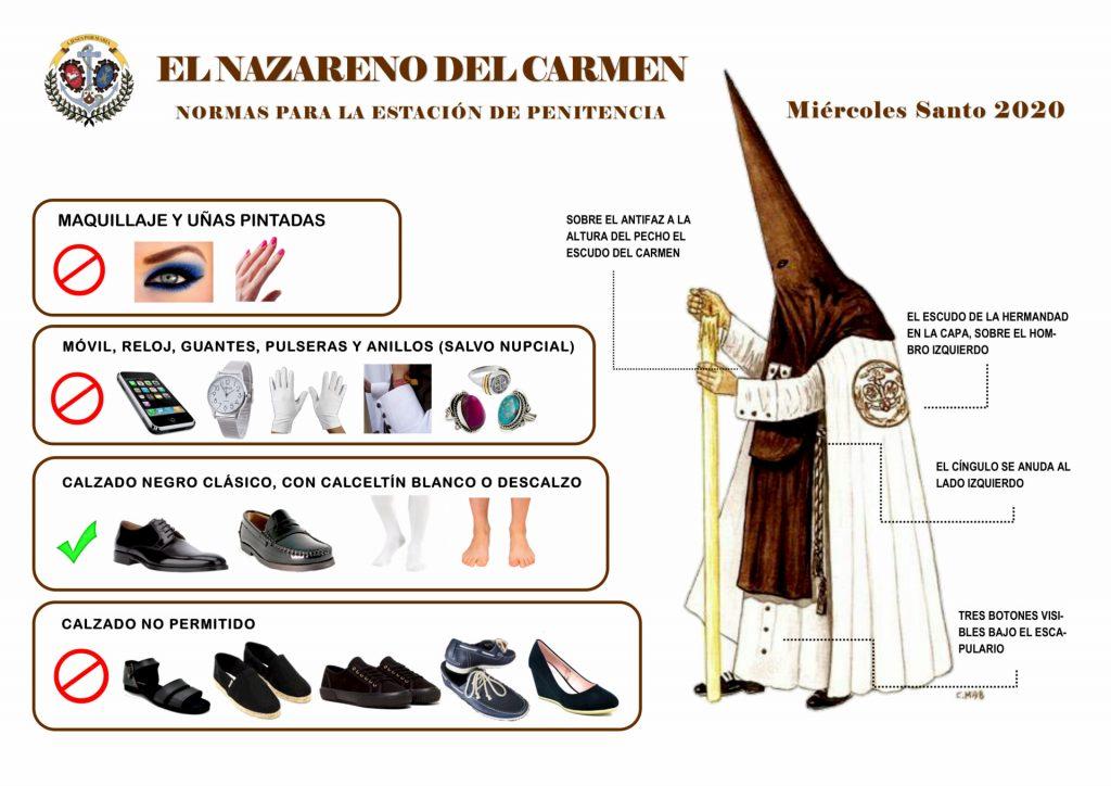 El nazareno del Carmen