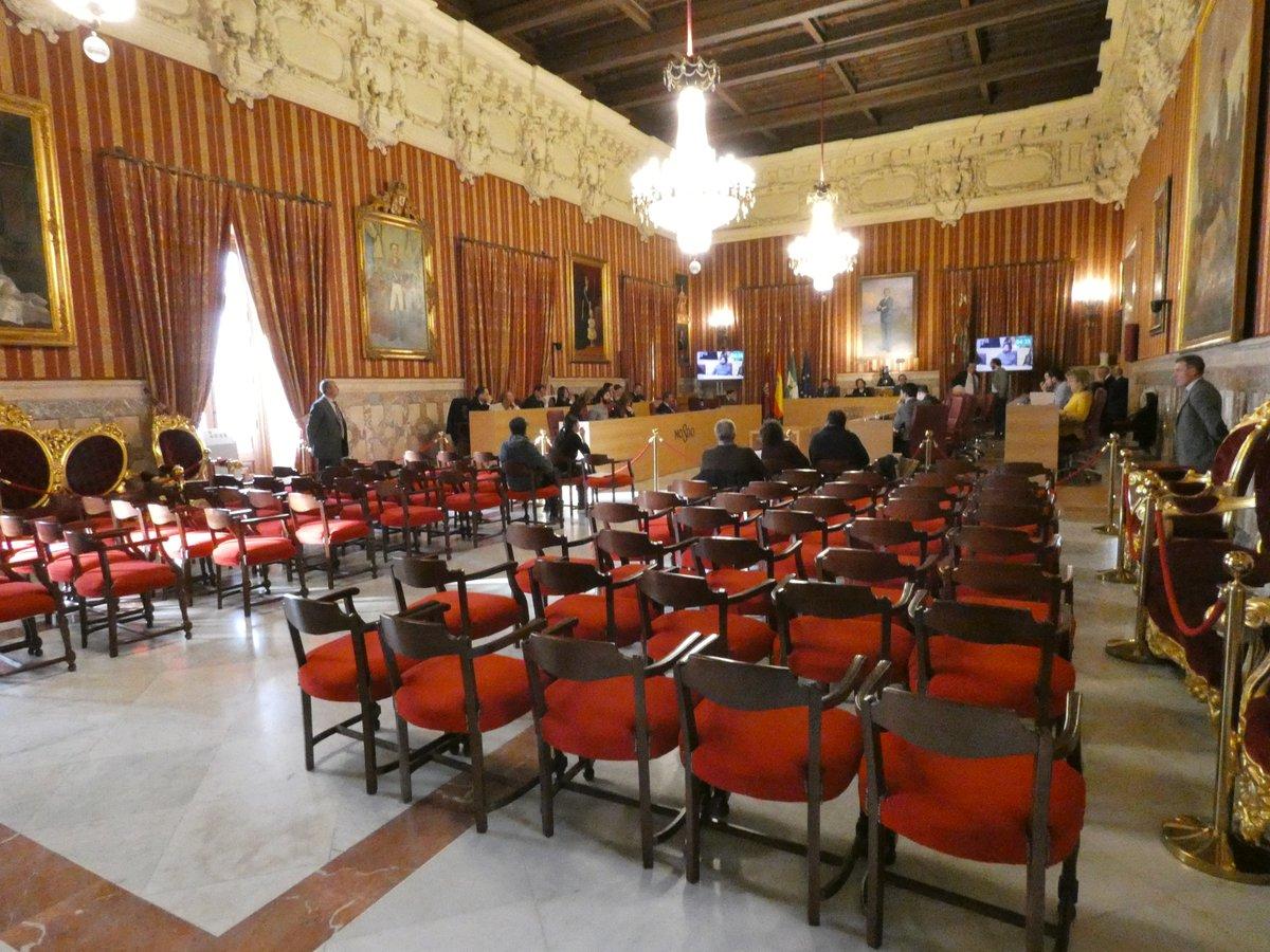 Salon Colon Ayuntamiento Sevilla