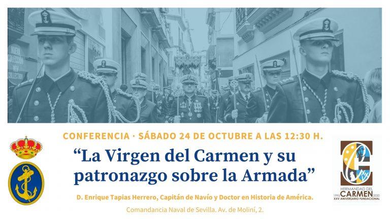 Conferencia patrona de la Armada españoña