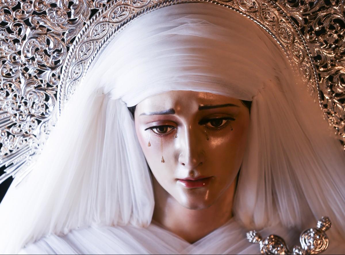 La Virgen del Carmen en el mes de noviembre de 2020