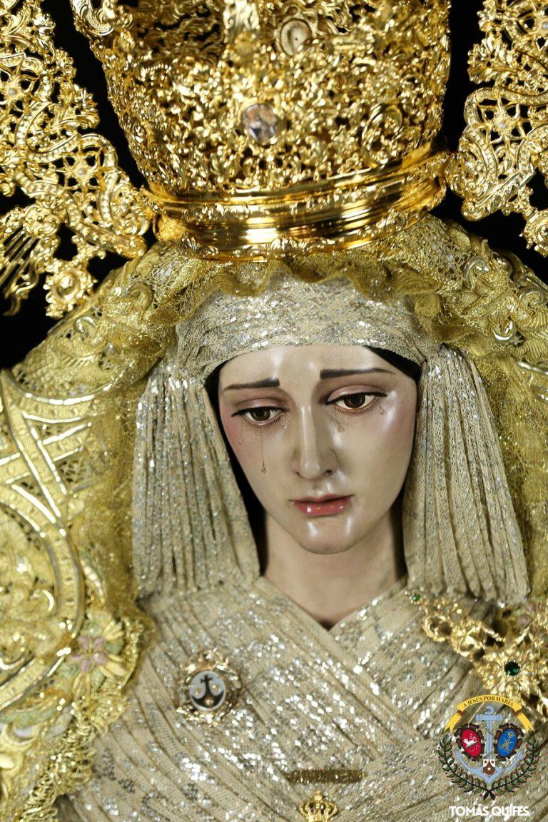 La Virgen del Carmen. Misa Estacional 17 de octubre de 2020.