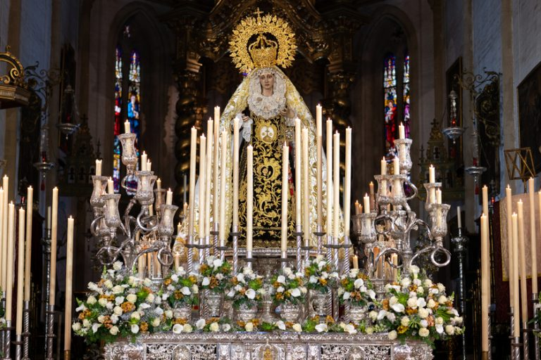 cronica de los cultos a Ntra. Sra. del Carmen
