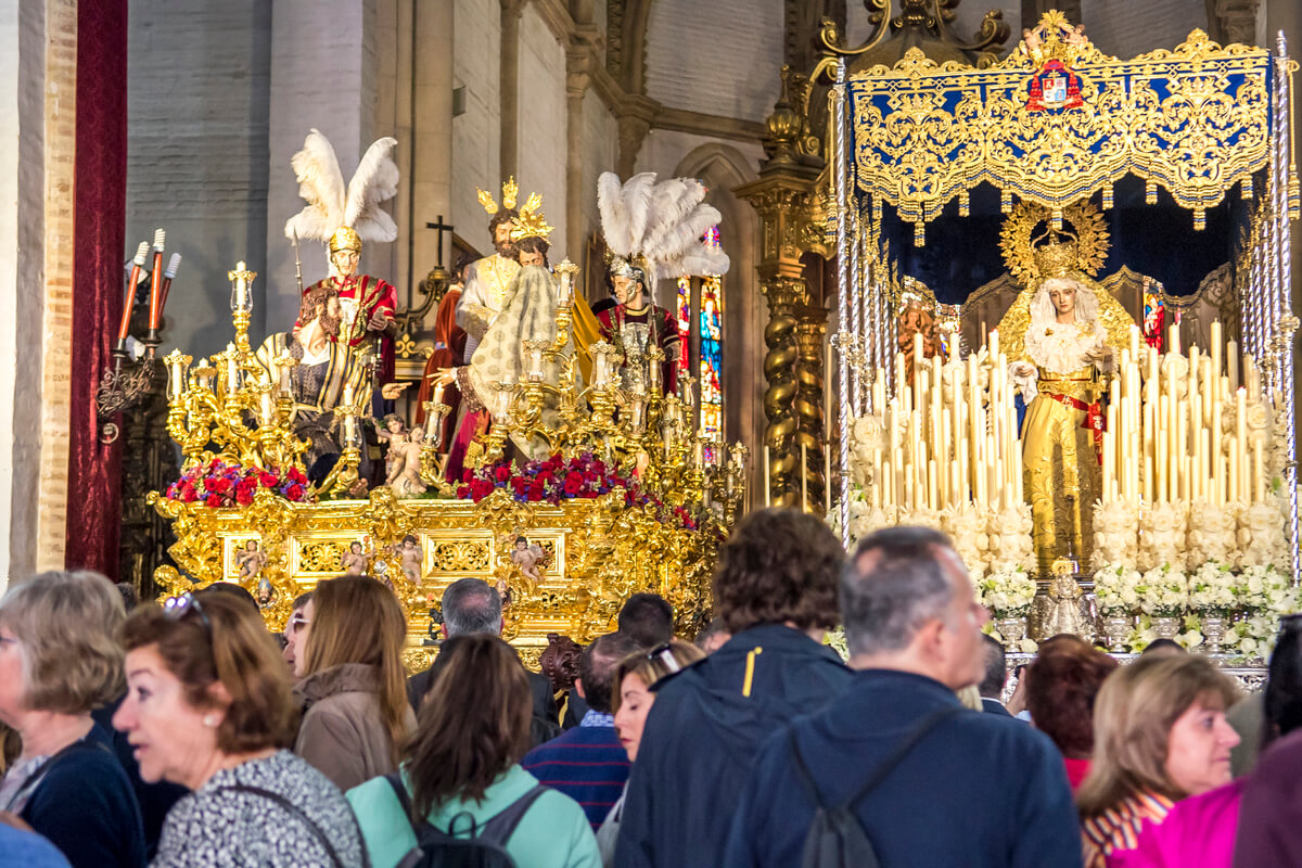 Misterio de las Negaciones de San Pedro