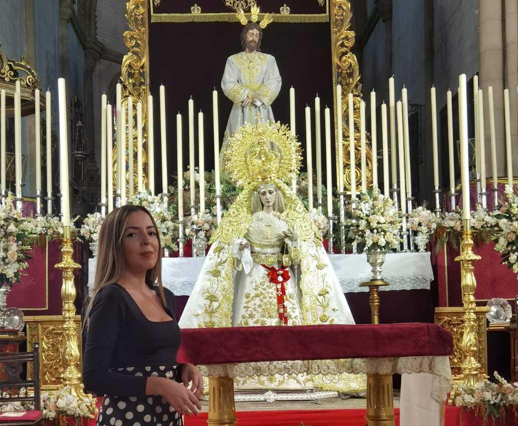 María Pachón Auxiliar de Juventud